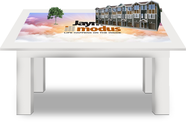 Jayman Modus Touchscreen